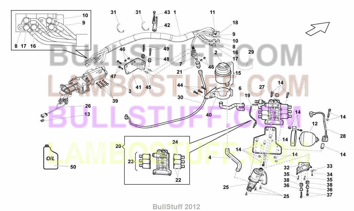 Fuse Box 2006 Lamborghini Murcielago Electrical Wiring Diagrams Gallardo Spyder Arabia E Gear Valves Group 325 02 00 2010 Aventador