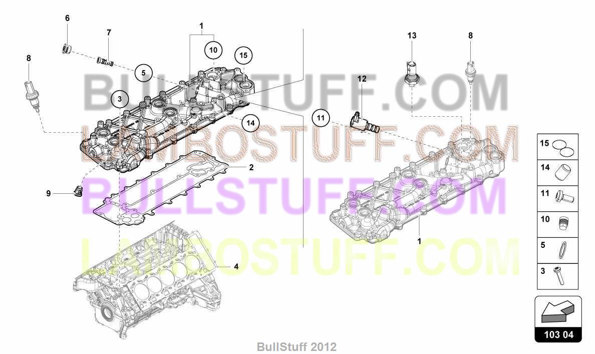 2018 Lamborghini Huracan Lp580 2 Coupe Canada Engine Compartment Lid Diagrams 1030400