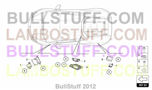 2015 lamborghini huracan lp 610 4 coupe europe tpms. Black Bedroom Furniture Sets. Home Design Ideas