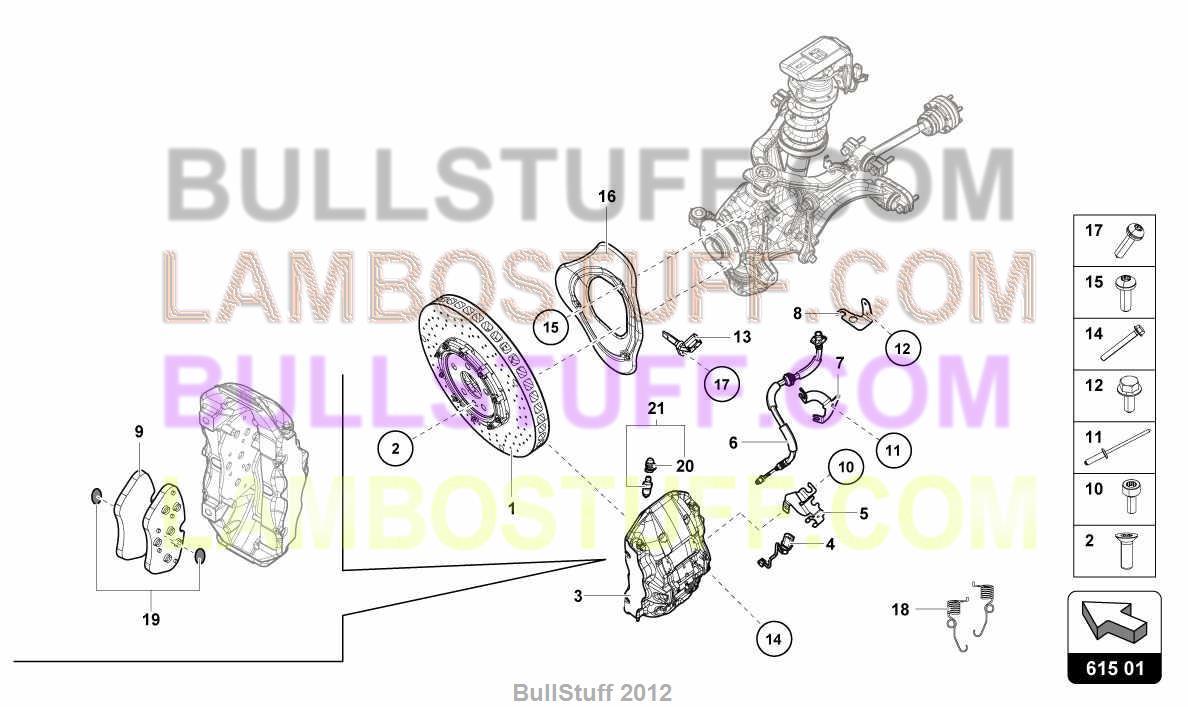 407 Lamborghini 350 Gt 9 Seiten