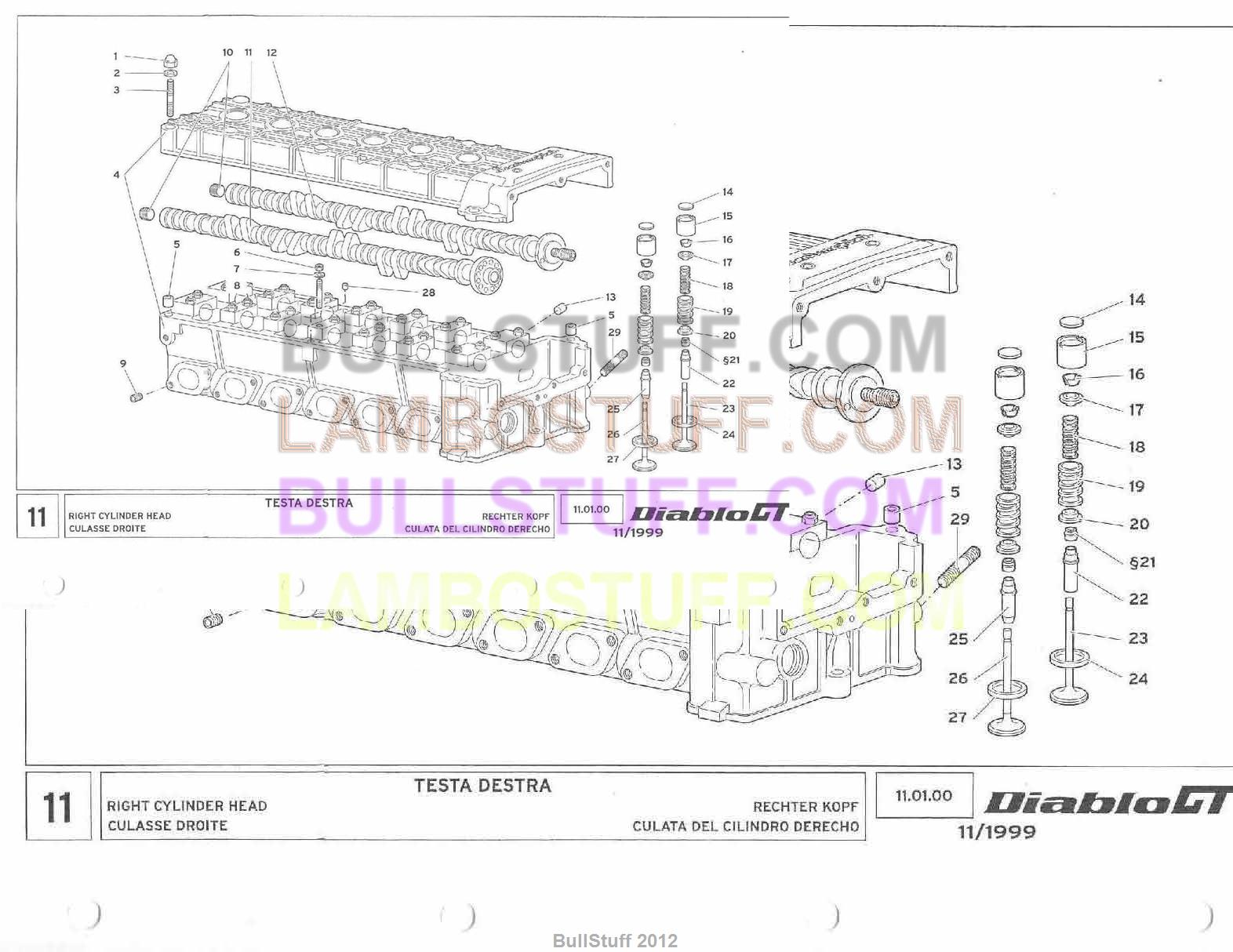 lamborghini diablo vt fuse box lid covers set of wiring diagram data