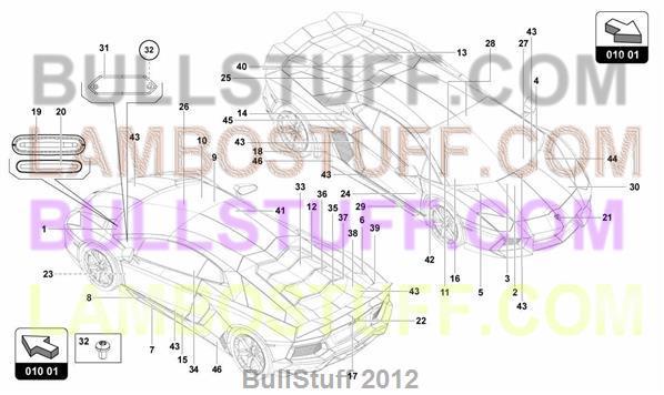 Fine Lamborghini Aventador Parts Manuals Wiring 101 Carnhateforg
