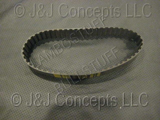 Alternator Drive Belt - NLA