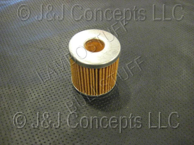 Fuel Filter Cartridge