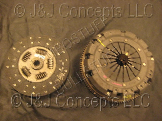 Murcielago Balanced Clutch Kit (Flywheel, Disk, Pressure plate)