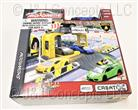 Majorette Small Lamborghini Race Set with1 car