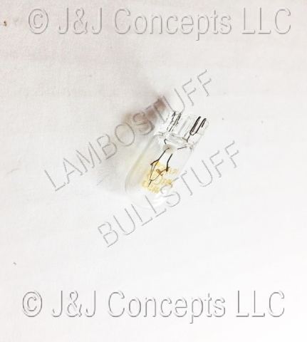 Bulb door light