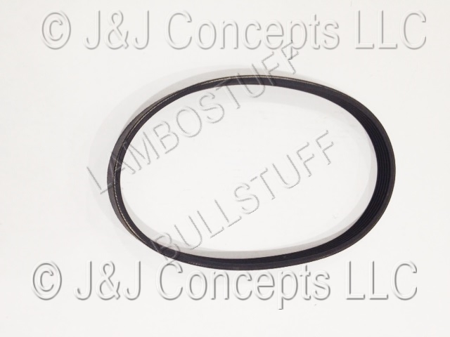 Coolant Pump Alternator Belt (From SE VIN 12043)