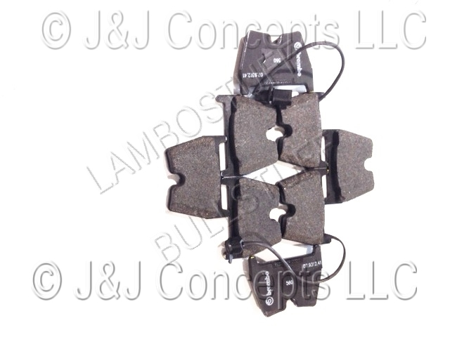 Brake Pad Kit Front - Murcielago