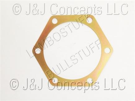Differential Box Flange Shim 0