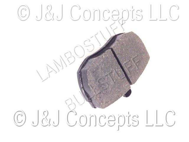 Brake Pad Front LM002  - SOLD Individually (1 Pad)