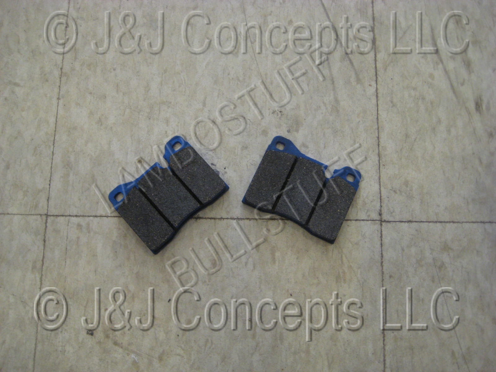 Brake Pads Front - Jalpa - Early Diablo - Per Rotor
