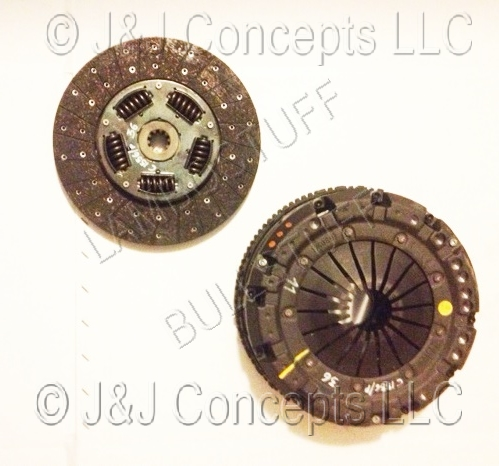 MURCIELAGO LP640/670 CLUTCH (MANUAL AND EGEAR)