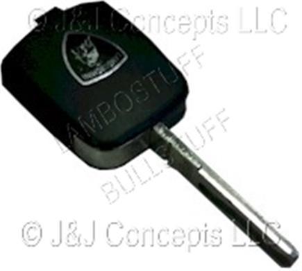 Lamborghini Key For Murcielago And Gallardo Supply Vin Proof Of