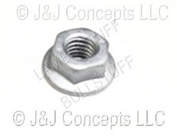 HEXAGON FLANGE NUT