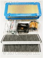 GALLARDO 2004-2008 SERVICE KIT - Engine-Cabin-Oil-Fuel Filters + Plugs Kit