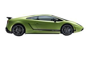 Lamborghini Gallardo Superleggera Lp 570 Canvas Car Cover Low Rear
