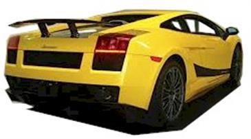 Lamborghini Gallardo Superleggera W High Wing Car Cover Indoor