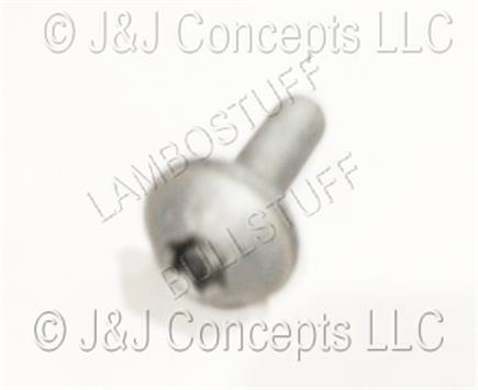 HEXALOBULAR SOCKET FLANGE BOLT