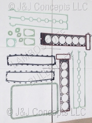 Engine Gasket Set - Diablo VT 1998