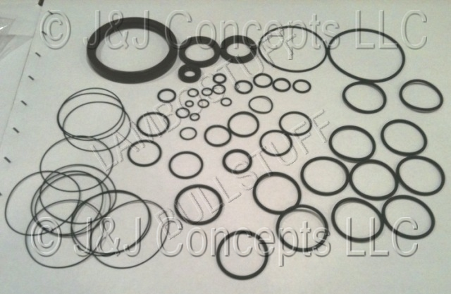 Grommet and Oil Seals Set - Diablo 1991-1996