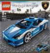 Lego Racers Gallardo Police Car