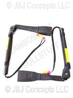 KIT SECURITY BELTS  USED SOLD AS-IS