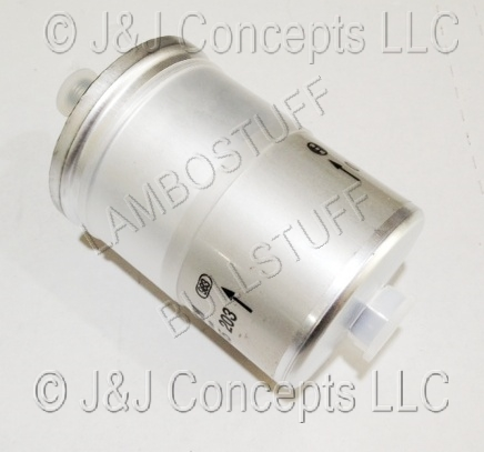 Fuel Filter - Countach - For Fuel Injected EFI