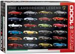 Puzzle The Lamborghini Legend 1000-Piece
