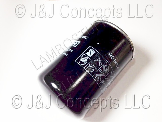 Oil Filter - Diablo - LM002 - Countach - Urraco - Jalpa