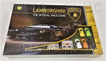 Lamborghini Board Game