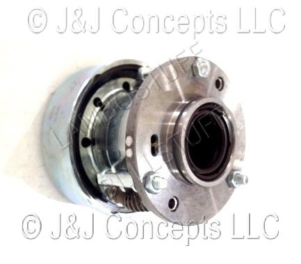 Murci ThrowOut Bearing Manual