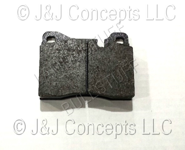 Brake Pad Front and Rear Countach