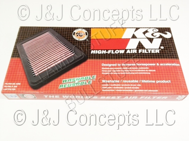 K&N Air Filter - 04-08 Gallardo